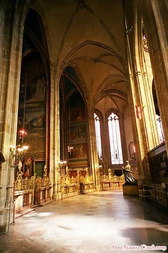 Natura 那秋。Czech 聖維特教堂-1