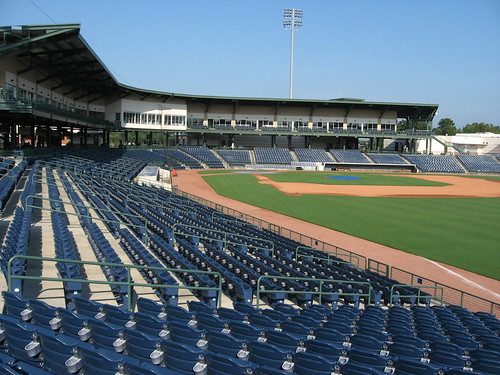 Trustmark Park, Home of the Mississippi Braves (6)