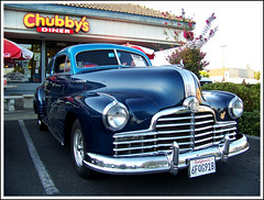 1946 Pontiac Torpedo * Explore # 500 (Bob the Real Deal) Tags: show old cruise classic cars night kodak antique low diner fresno torpedo pontiac rider oldcars classiccars 1946 lowriders chubbys 1948pontiac 1949pontiac 1950pontiac worldcars 1947pontiac 1946pontiac