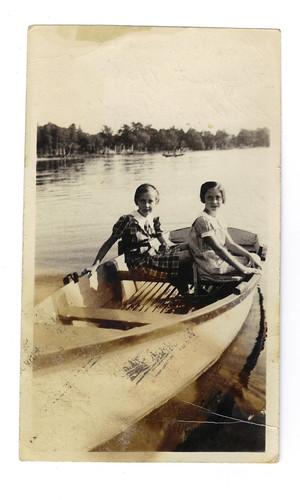 Oldham Pond, 1936