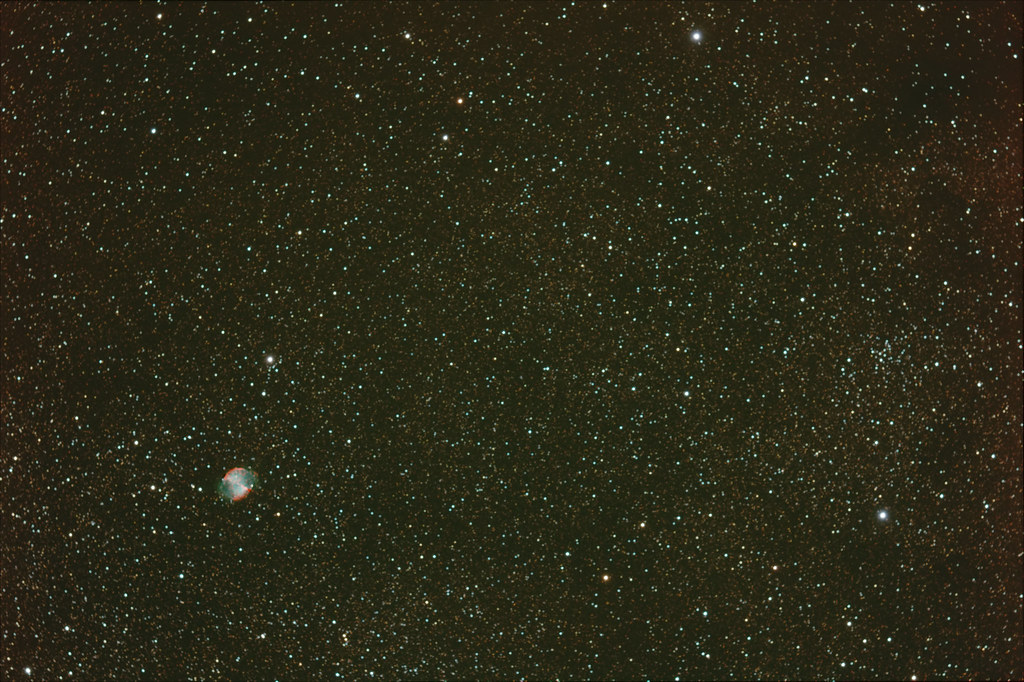 Messier 27 (Dumbell) & cie