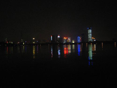 倒影玄武湖 31/365