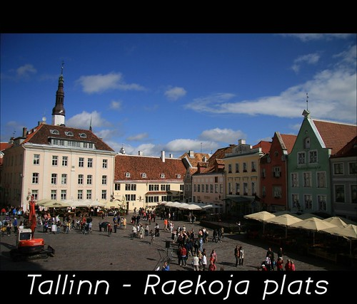 Tallinn the medieval capital of Northern Europe