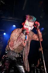 Demented are go! (sensaos) Tags: music rock fetish de concert punk suspension live go kade saints bdsm psycho horror roll mad burlesque 2009 alternative hooks zaandam demented psychobilly freakshow subculture rockn goresque madsaints