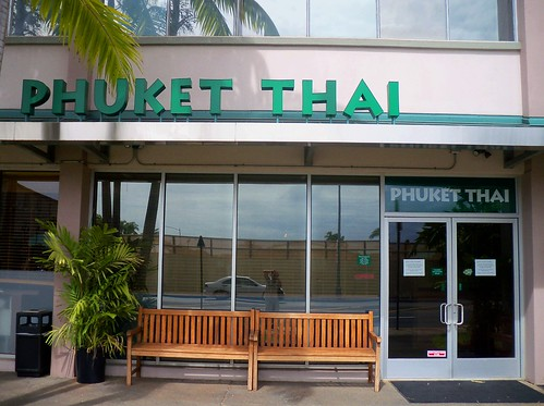 phuket thai restaurant honolulu