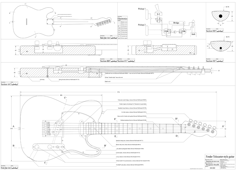 tele blueprint