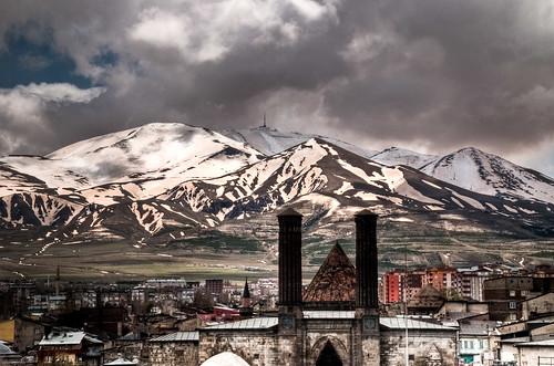 cifte minarets