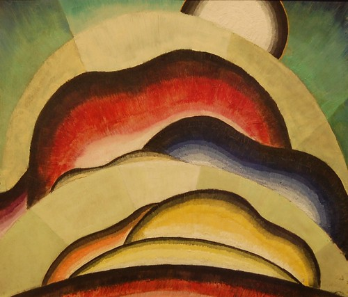 Sunrise, 1924 by Arthur Dove