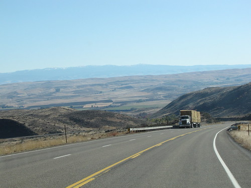 Drive to Hells Canyon-1