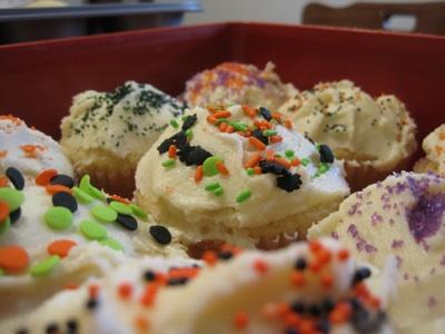 cupcakes, macro style