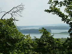 View from overlook (sfgamchick) Tags: statepark illinois savanna illinoisstatepark mississippipalisades mississippipalisadesstatepark
