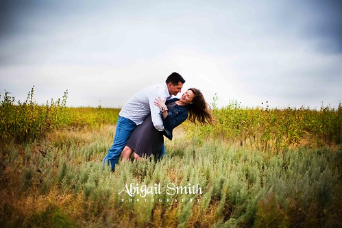 Oklahoma couple / Abigail Smith Photography