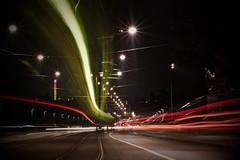 Wettsteinbrücke & long exposure (dongga BS) Tags: longexposure night schweiz switzerland nacht tram basel wettsteinbrücke 1750mm canoneos50d tamronspaf1750mmf28 baselbynight