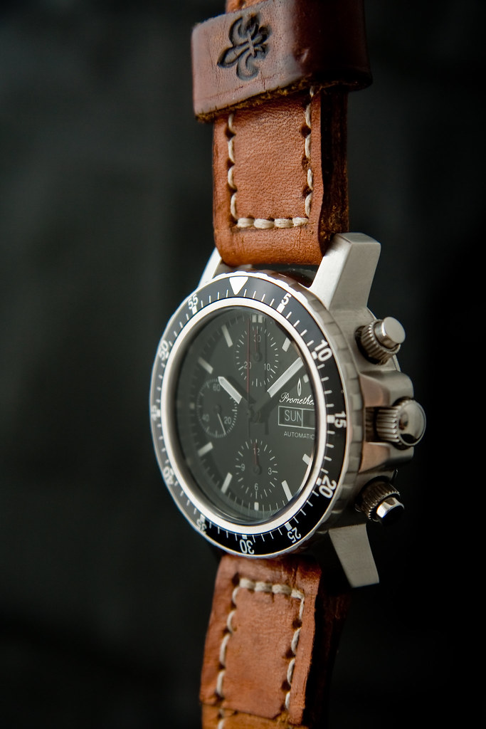 Prometheus CR1 on Diaboliq strap #4