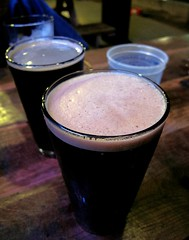Chocoholic Stout (Steve Kocino) Tags: beer g10 ironspringspub canonpowershotg10 canong10 powershotg10 ironspringspubbrewery chocoholicstout