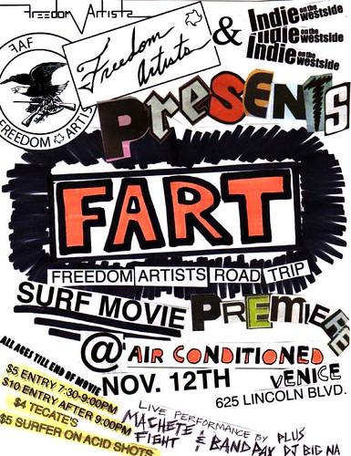 Freedom Artists Surf Movie