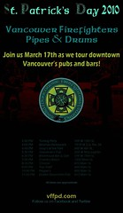 Vancouver Firefighters Pipes & Drums