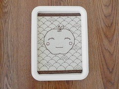 She's Apples Cross Stitch (WithLoveXOX) Tags: apple crossstitch needlework craft