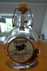 liqueur-mirtillo grappa-italy-psenner--6 (craigjam) Tags: bottle wine label grappa