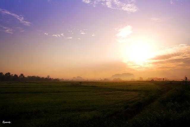 Sebening pagi