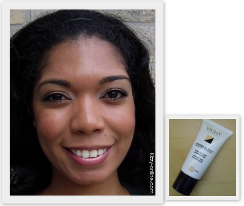 Review Vichy Dermablend Corrective Foundation With Spf 20
