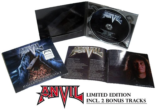 Anvil ltd. CD print