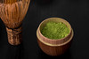 Matcha Zuiun (mkniebes) Tags: tea greentea japanesetea matcha makroplanar2100 zeiss zf2 wooden natsume chasen green carlzeiss