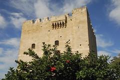Cipro (kizeme) Tags: cipro kolossi castello