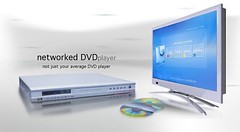 Syabas Networked DVD player