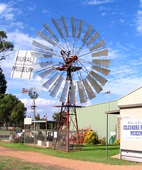 Big Windmill Gilgandra (maroochymax) Tags: windmill