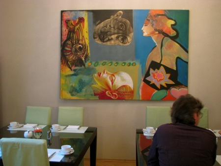 Alstadt Vienna Breakfast Room