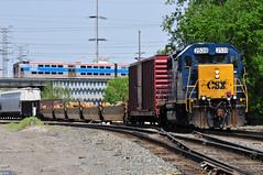 Riverdale Crossing (The Mastadon) Tags: road railroad chicago train illinois midwest rail railway trains il transportation locomotive railroads chicagoland douchebag flatlander midwestern