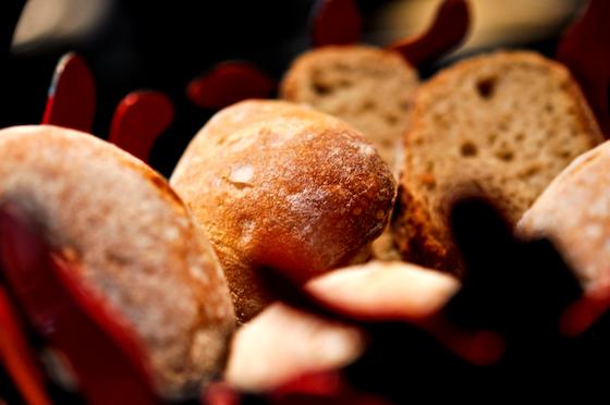 L'Atelier de Joel Robuchon: Bread