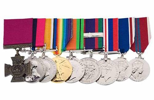 Victoria Cross Shankland