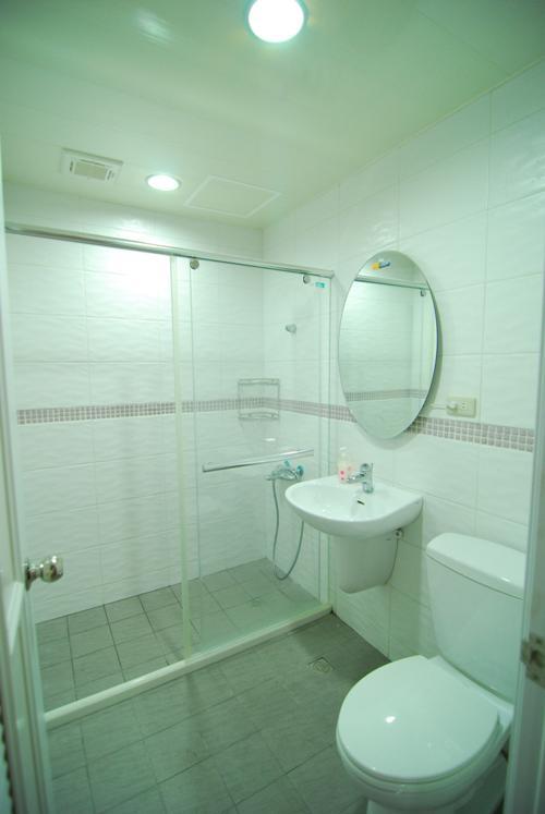 浴室-外面拍