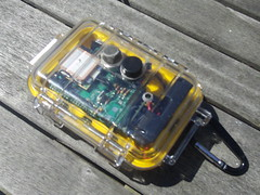 Mobile Air Quality Monitor