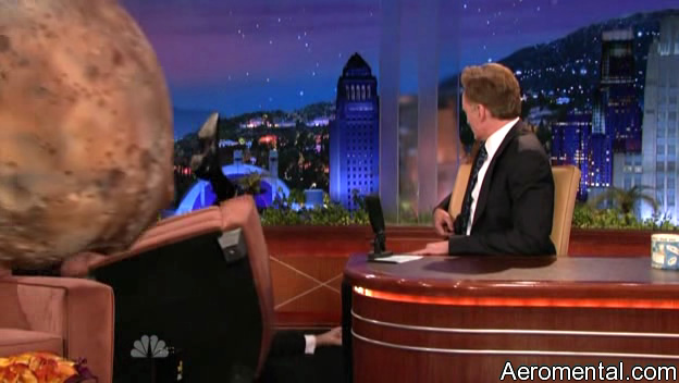 Asteroide Tom Hanks The Tonight Show