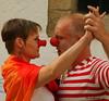 tango.... (@uroraboreal) Tags: fiction españa expressions tango santiagodecompostela mimicry streettheater farsa expressões mímica teatroderua auroraboreal1