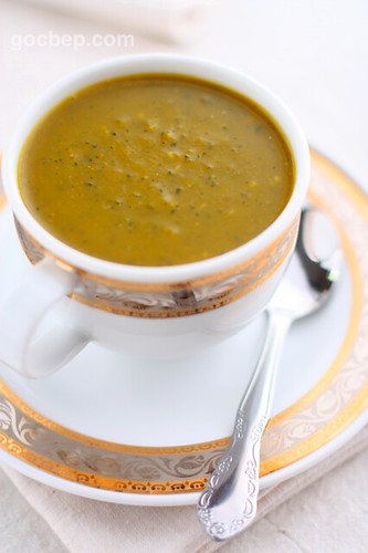 Yummy Kabocha soup