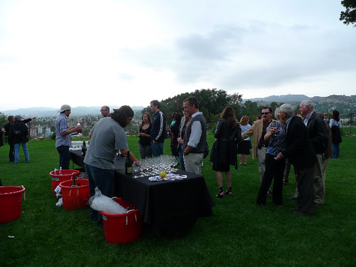 Silverlake Wine at Barnsdall