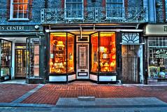 Light Shop Lewes 2 (NutleyBoy) Tags: sussex pentax hdr km lewes lightshop smcpentaxda1855mm