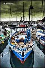 My colors (clik_emotion( edificatore di emozioni )) Tags: italy barca nuvole mare sale porto cielo acqua pesca pesce spaiggia pescatori
