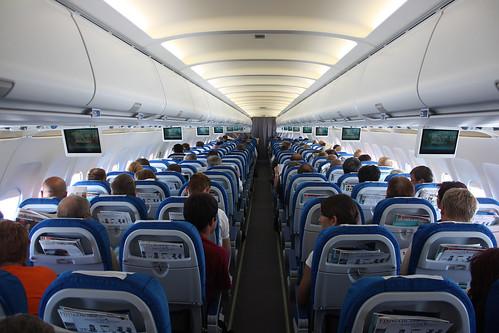 Business Flight May 2010