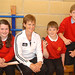 Miss Scotland & Judy Murray Coaching