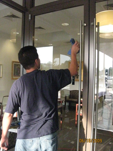 Commercial Building Maintenance Janitorial Contractor
