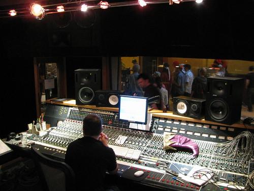 HLAK @ London Bridge Studio 6.25.09
