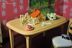 Thank you Spunky =D (aka*kirara) Tags: camera house cup set table miniatures candy tea secret cream rement storybook