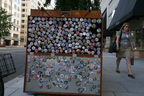 Pin dealer in D.C.