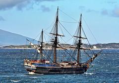 Gtheborg (larigan.) Tags: tallship sailingship threemaster gtheborg fullrigger abigfave omot anawesomeshot larigan valderyfjord phamilton betterthangood swedensprideandjoy