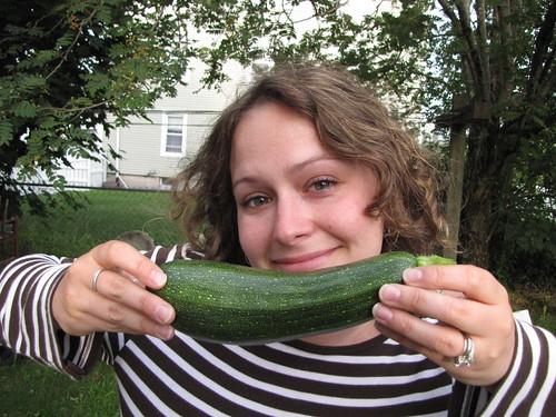 zucchini smile